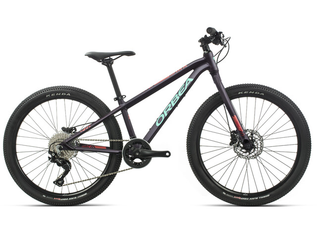 "ORBEA MX Team Disc 24"" Kinderen, purple/pink"